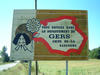 Entry to Le Gers